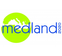 Logo of the MEDLAND2020 project