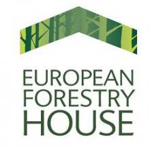 Logo EU forestry house